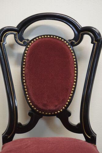 Chaise en bois époque Napoléon III