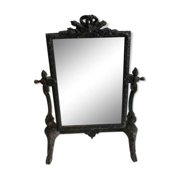 Miroir spyché XlXème