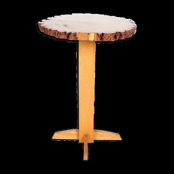 Table d'appoint vintage retro mcm suédoise