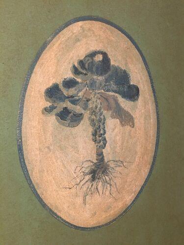 Paravent peint à la main circa 1995