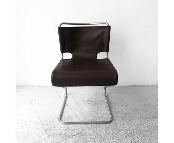 Chaise Biscia par Pascal Mourgue pour Steiner