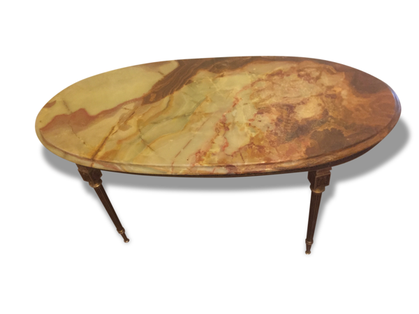 Table basse marbre