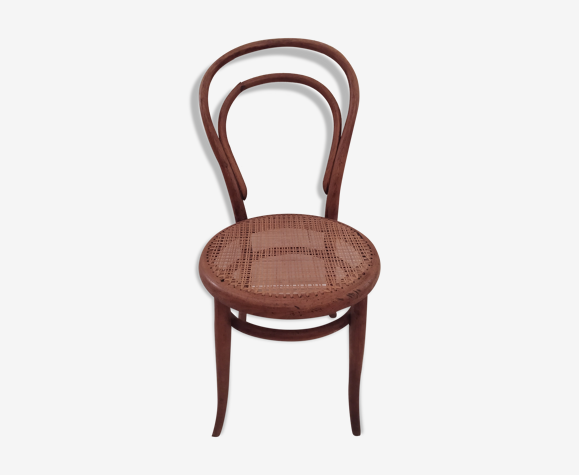 Chaise bistrot cannée Thonet numero 14