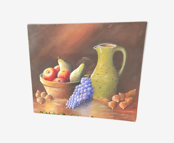 Tableau de peinture sans cadre