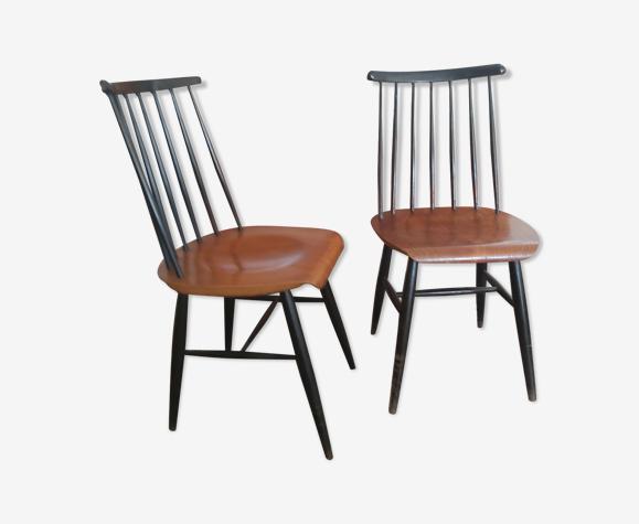 Paire de chaises Fanett d'Ilmari Tapiovaara