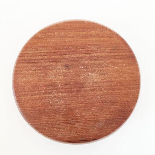 Vide poche en bois vintage
