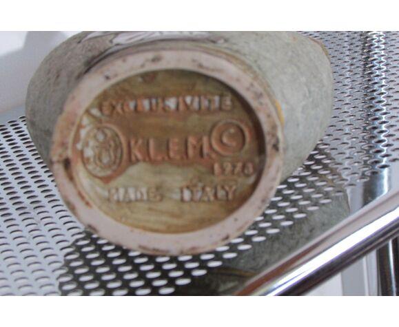 Pichet aiguière en céramique K.L.E.M. vintage