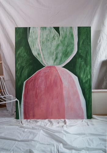 Velvet green, par Sara Ödman