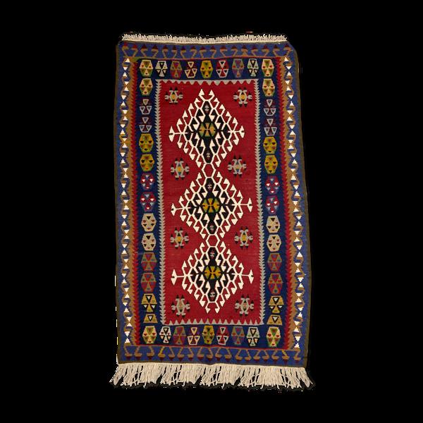 Tapis Kilim turc - 180x108 cm