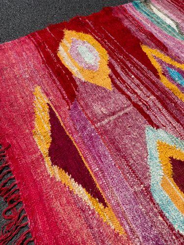 Tapis berbere kilim 145x275 cm