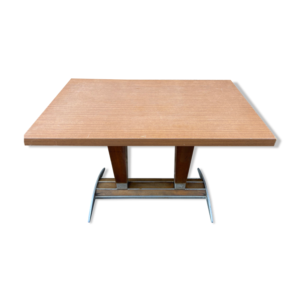 Table bistrot art Deco 1950