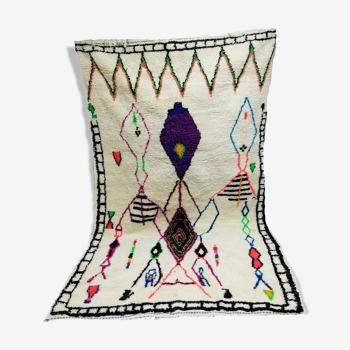Tapis berbere marocain