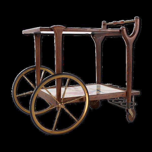 Selency Desserte chariot trolley de Savigny