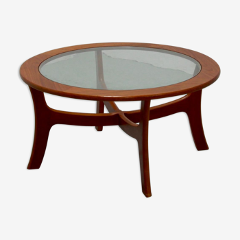 Table Basse en Teck de G-Plan, 1970
