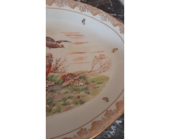 Service porcelaine Limoges vintage