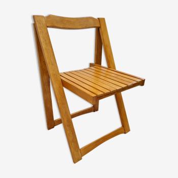 Chaise pliante 1960