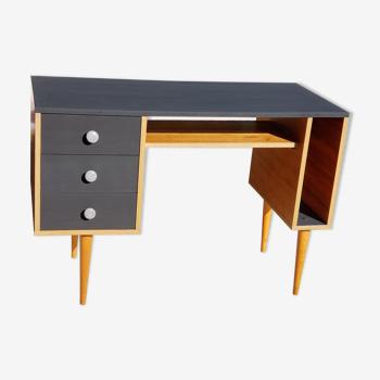 Bureau vintage des années 60-70