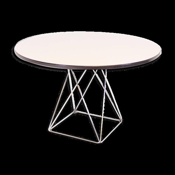 Selency Table à manger ronde Thonet