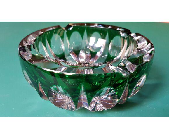 Cendrier en cristal St Louis