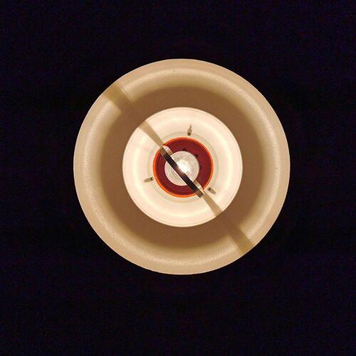Lampe à suspension design Herda 1980