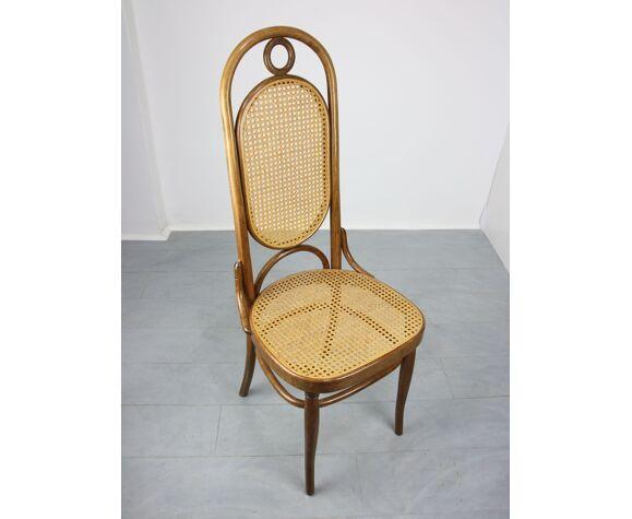 Paire de chaises à manger Thonet 207R vintage