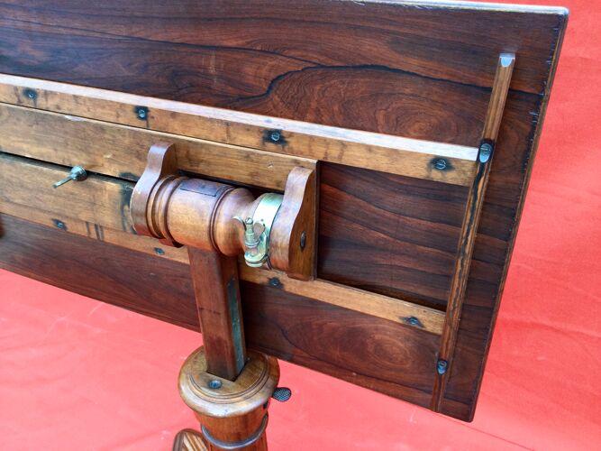 Table à dessin à système E.Chouanard