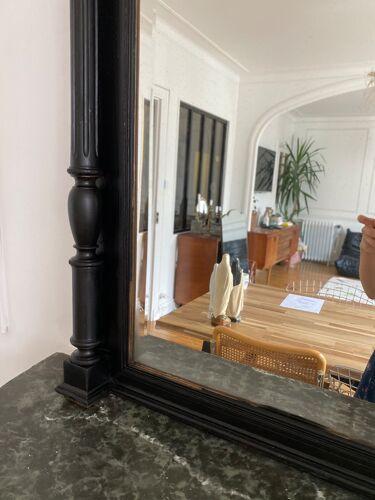 Miroir trumeau style Henri II - 134x81cm