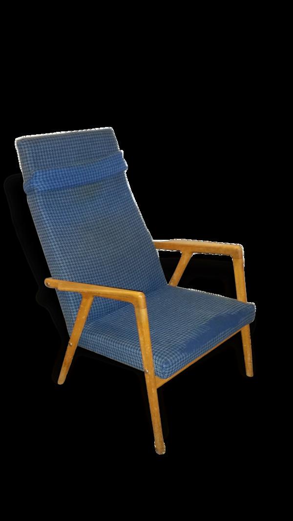 Selency 1 fauteuil scandinave danois années 50 60