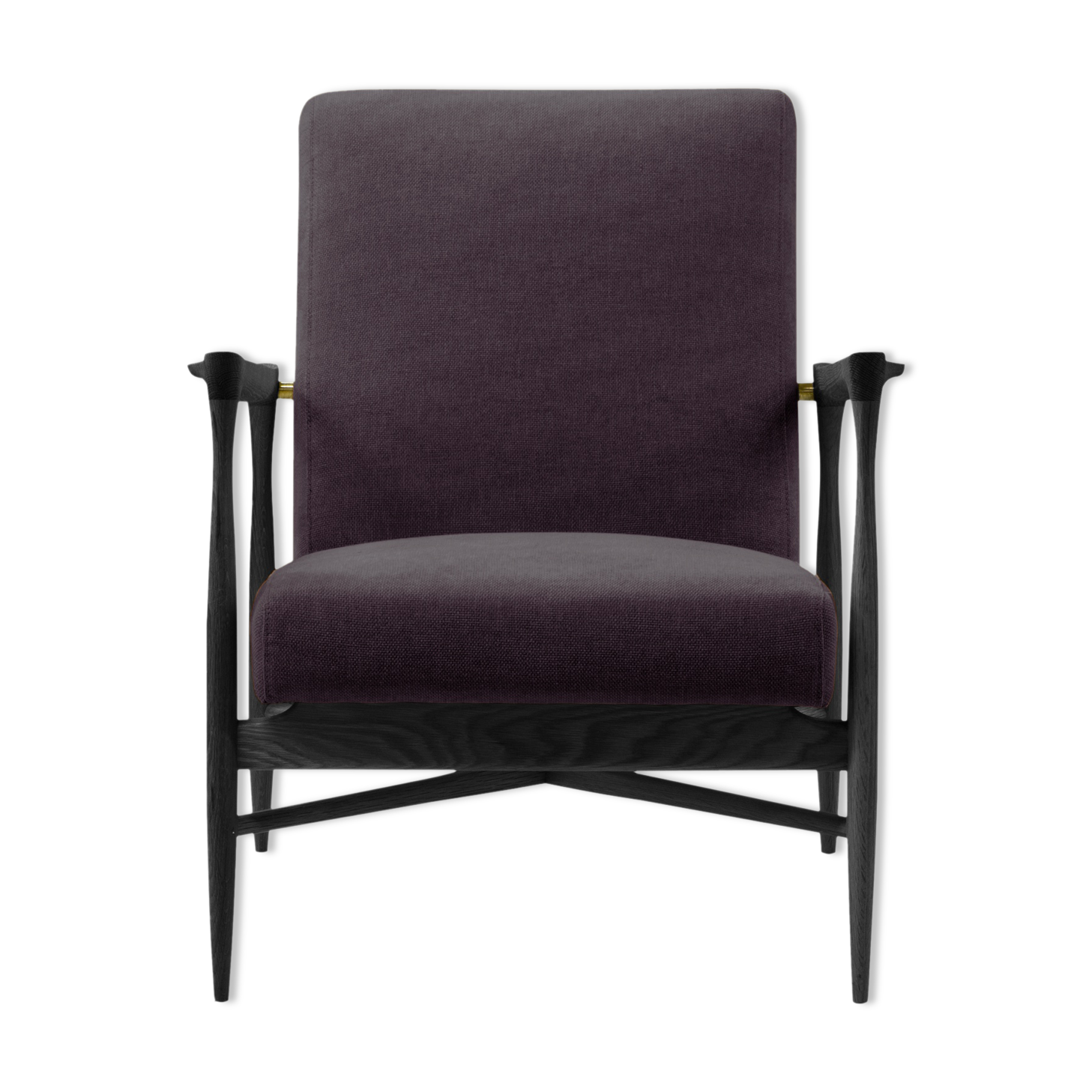 Fauteuil Floating prune Red Edition