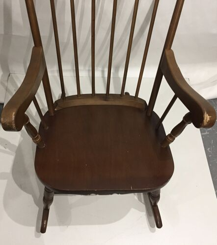 Rocking chair anglais