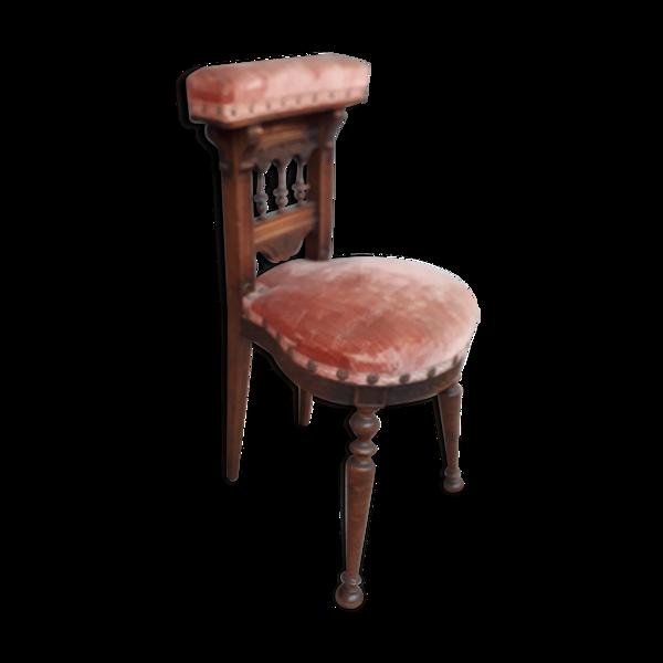 Chaise de fumeur  1900