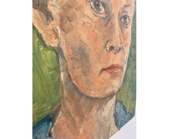 Portrait de femme, 1959