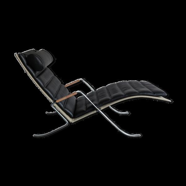 Chaise scandinave par Preben Fabricius et Jørgen Kastholm, années 2000