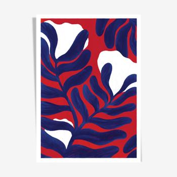 """illustration """"Eden""""- A4"""