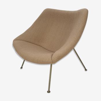 Oyster Lounge Chair de Pierre Paulin pour Artifort, années 1960