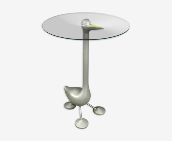 Table basse Sirfo design Alessandro Mendini  Italie 1986, production Zanotta