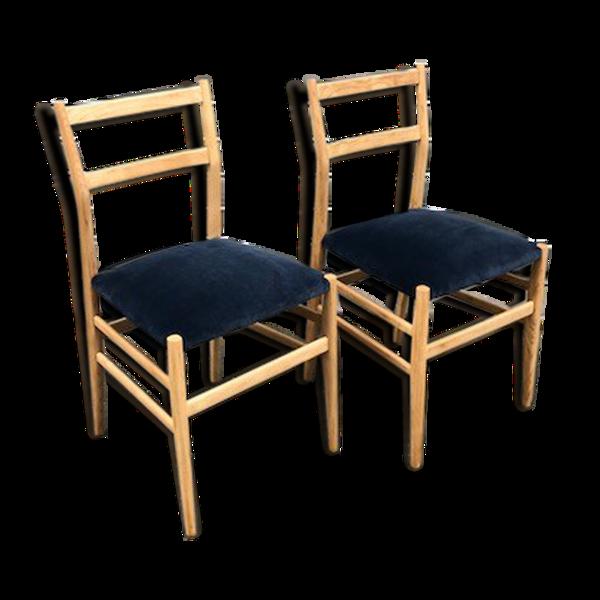 Lot de 2 chaises modèle Leggera