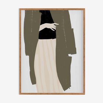 Giclee art print, 60x80