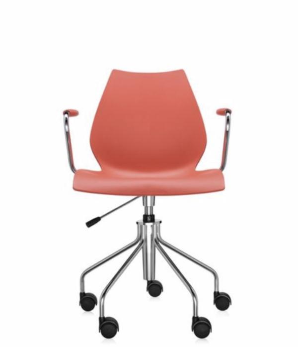 Chaise de bureau Kartell
