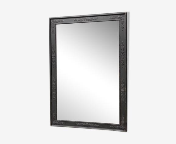 Miroir dans un cadre début XIXème siècle