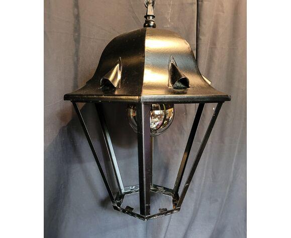 Large hexagonal lantern