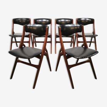 Chaises à manger 'Webe Louis van Teeffelen'
