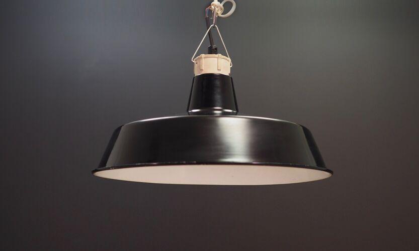 LAMPE RÉTRO DESIGN DANOIS 60 70 MILLÉSIME