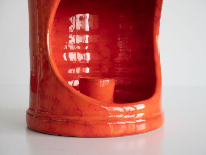 Lanterne en céramique