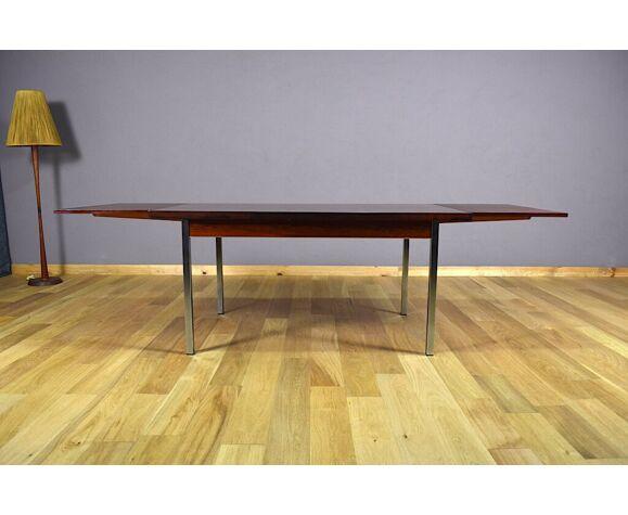 Table en palissandre de Rio de Alfred Hendrickx pour Belform 1960