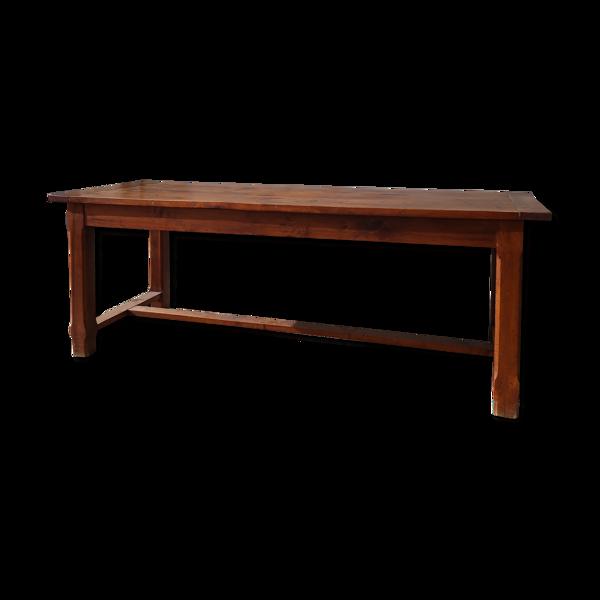 Selency Table de ferme petite largeur