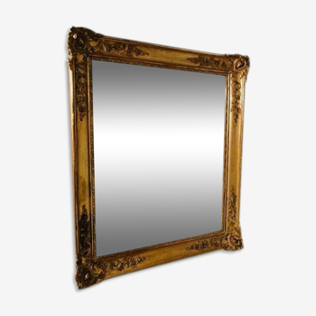 Mirror 19th century 78x67cm