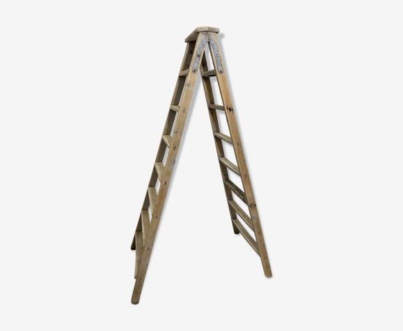 Echelle de peintre en bois
