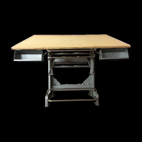 Selency Table à dessin Héliolithe