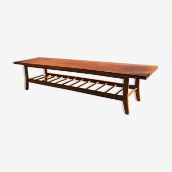 Table basse années 1960